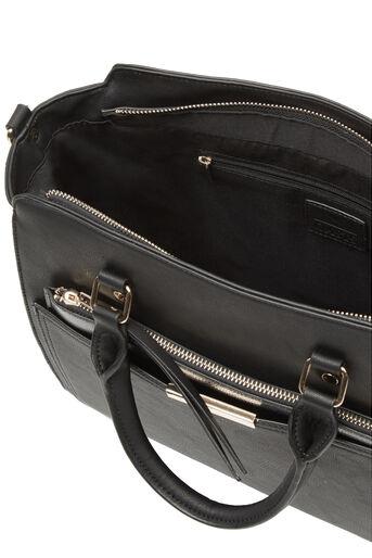 Oasis, Scarlett Work Bag with Clutch Black 4