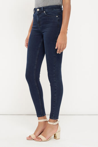 Oasis, Blue/Black lily Navy 1