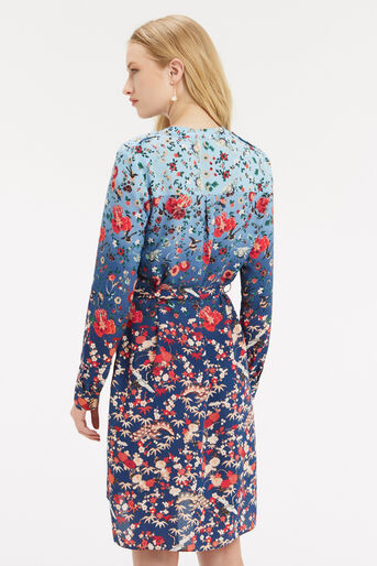 Oasis, V&A Shirt Dress Multi 3