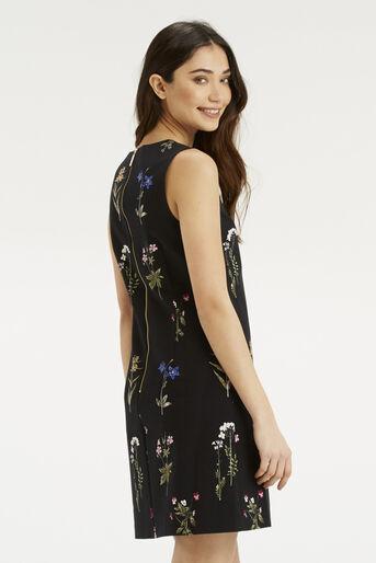 Oasis, Botany V Neck Dress Multi 3
