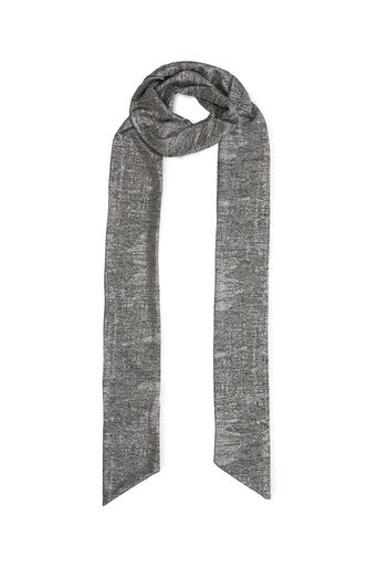 Oasis, SKINNY SCARF Silver 0