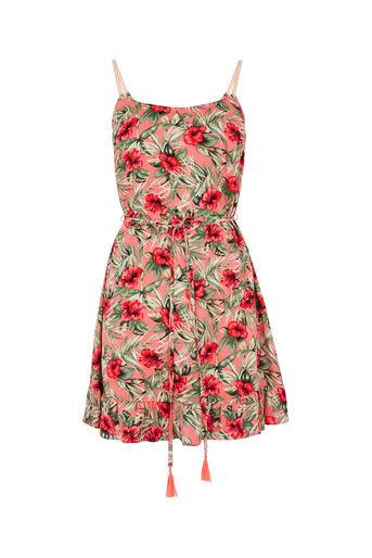 Oasis, Palm House Dress Multi 0