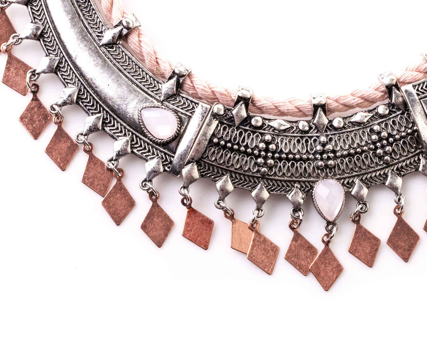 Oasis, BOHO COLLAR Multi Gold 1