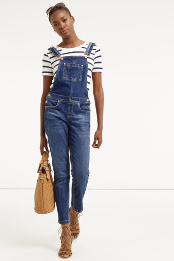 Oasis, Millie dungaree Denim 2