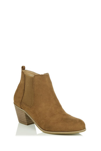 Oasis, CARRIE CHELSEA BOOT Tan 0
