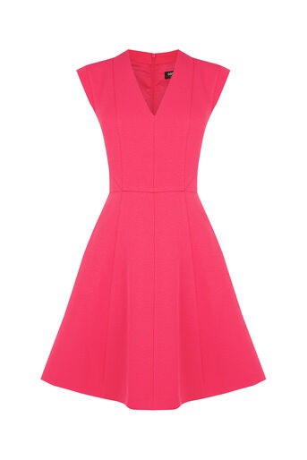 Oasis, Jacquard Skater Bright Pink 0