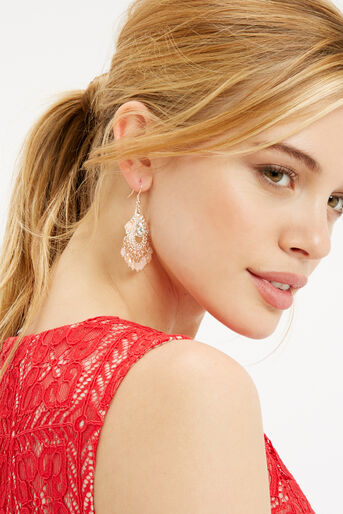 Oasis, HOLIDAY DROP EARRING Multi 1