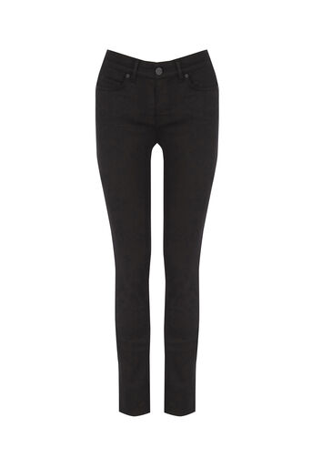 Oasis, Sculpting Slim Leg Black 0