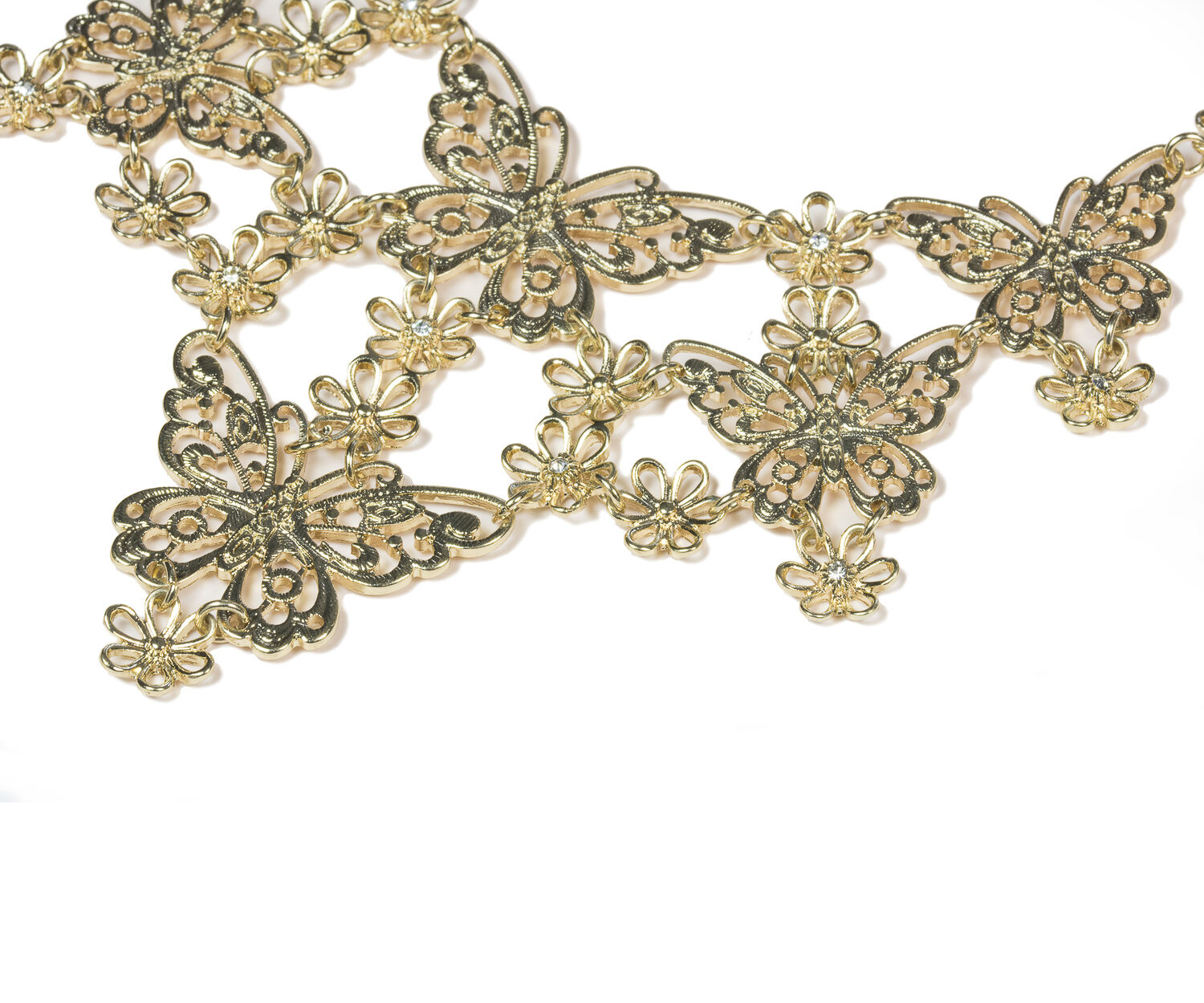 Oasis, BUTTERFLY COLLAR Gold 1