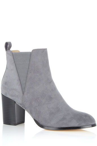 Oasis, BELLA ANKLE BOOT Mid Grey 0