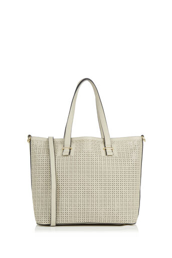 Oasis, Cut Out Shopper Mid Grey 0