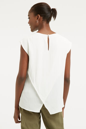 Oasis, EMBELLISHED TOP Off White 3