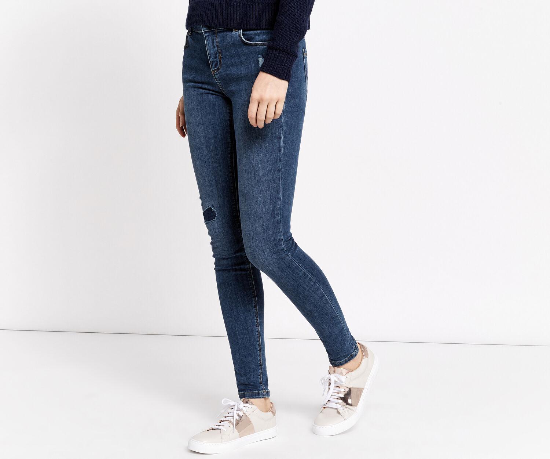 Oasis, Classic Skinny Jeans Denim 1