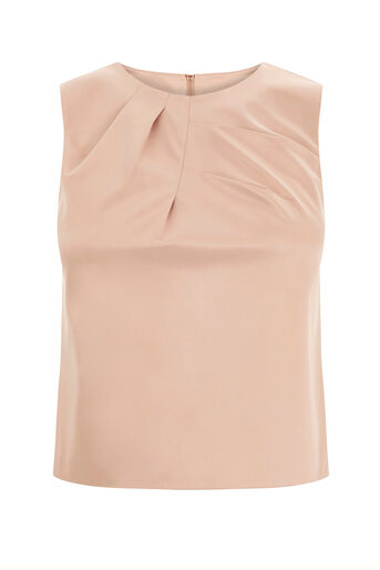 Oasis, Satin Top Mid Neutral 0