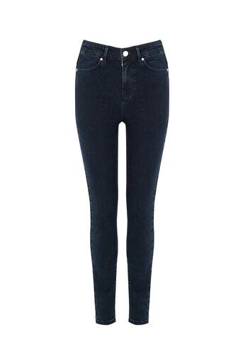Oasis, Stiletto Skinny Jeans Navy 0