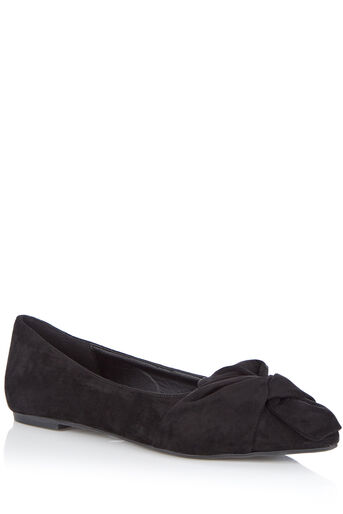 Oasis, TWISTED BOW FLAT Black 0