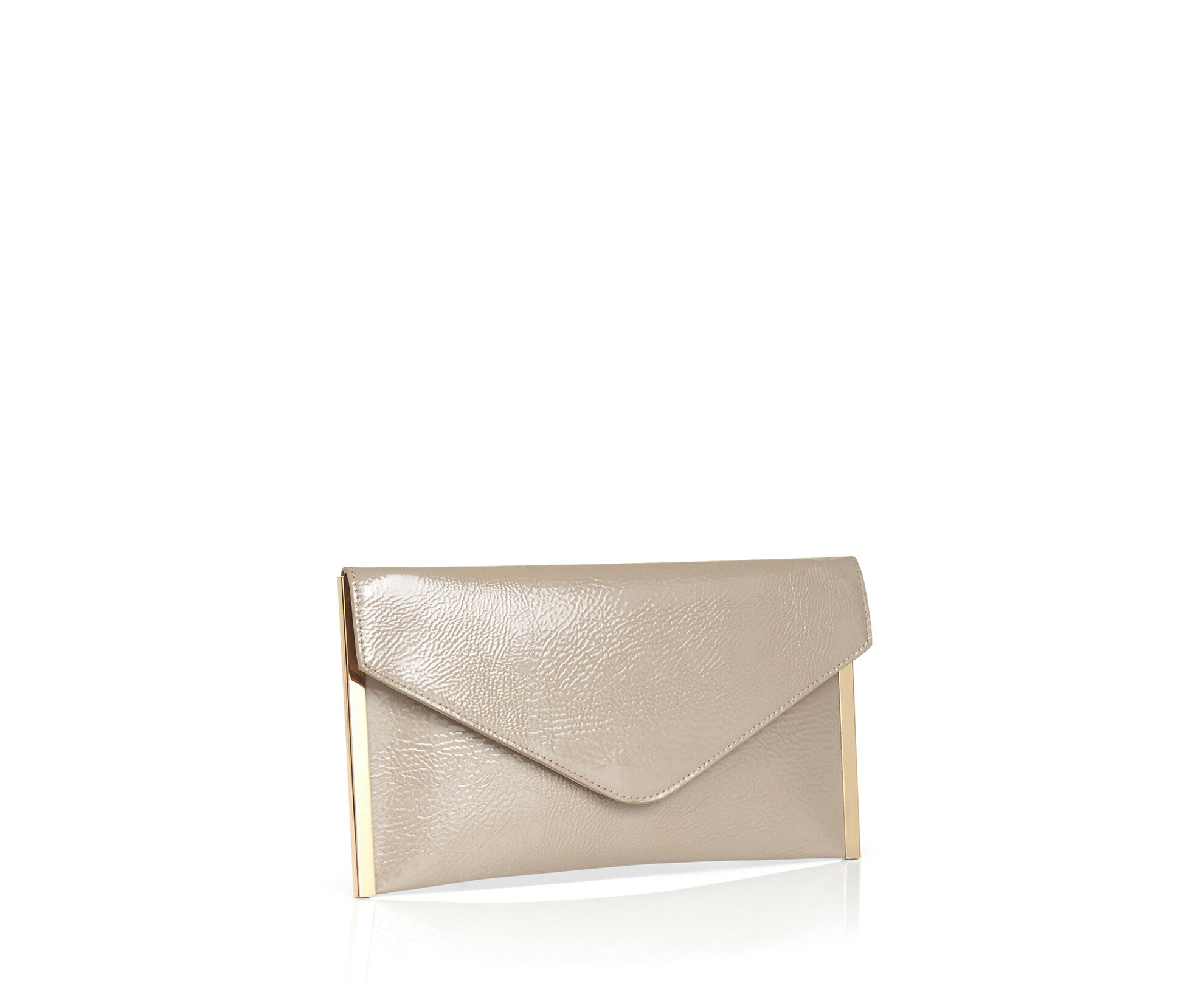 Oasis, PATENT ENVELOPE CLUTCH Mid Neutral 1