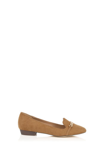 Oasis, CHAIN LOAFER Tan 0