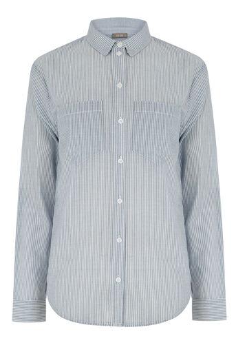 Oasis, Ticking Stripe Shirt Multi 0