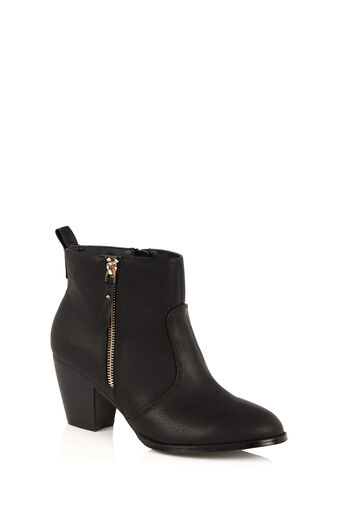 Oasis, ABIGAIL ANKLE BOOT Black 2