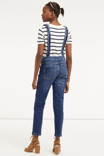 Oasis, Millie dungaree Denim 3