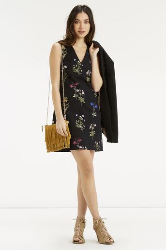 Oasis, Botany V Neck Dress Multi 2
