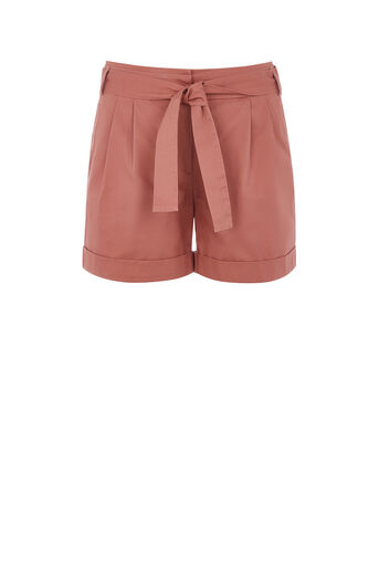 Oasis, CASUAL SHORT Mid Pink 0