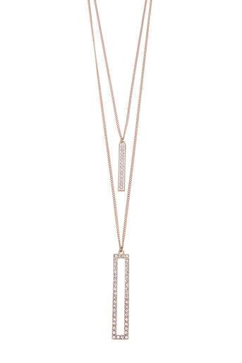 Oasis, Sparkle Pendant Necklace Crystal 0