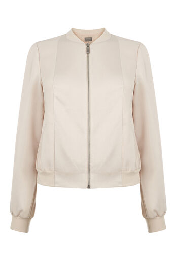 Oasis, SATIN BOMBER Light Neutral 0