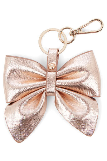 Oasis, BOW KEYRING Rose Gold 0