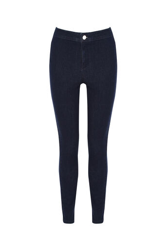 Oasis, Streamlined Skinny Jeans Dark Wash 0