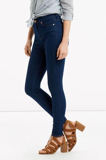 Oasis, Lily Ankle Grazer Jeans Dark Wash 2
