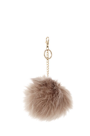 Oasis, FAUX FUR POM Light Neutral 0