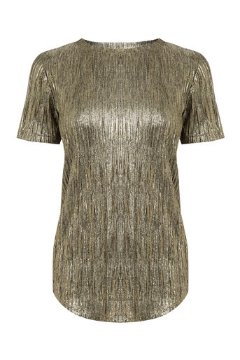 Oasis, PLISSE PERFECT TEE Gold 0