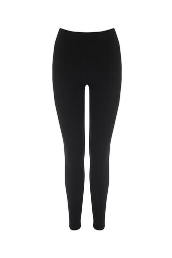 Oasis, Basic Leggings Black 0