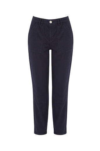 Oasis, Canvas Combat Trouser Navy 0