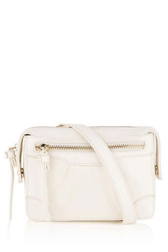 Oasis, MINI CROSS-BODY BAG Off White 0