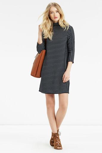 Oasis, Stripe Shift Dress Multi 2