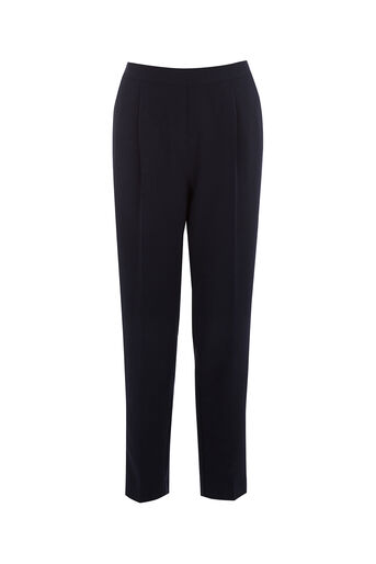 Oasis, THE SOFT SPORTY TROUSERS Navy 0