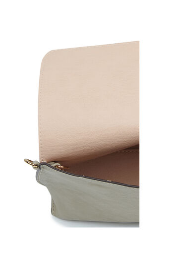 Oasis, REVERSIBLE CLUTCH BAG Multi Grey 4