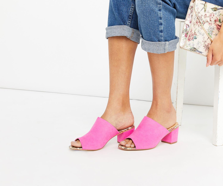 Oasis, MANDY MULE Bright Pink 1