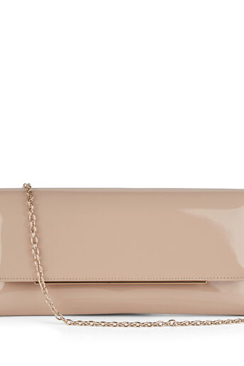 Oasis, CATHERINE CLUTCH BAG Mid Neutral 0
