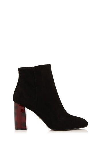Oasis, TERRI ANKLE BOOTS Black 0