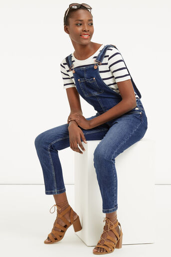 Oasis, Millie dungaree Denim 1