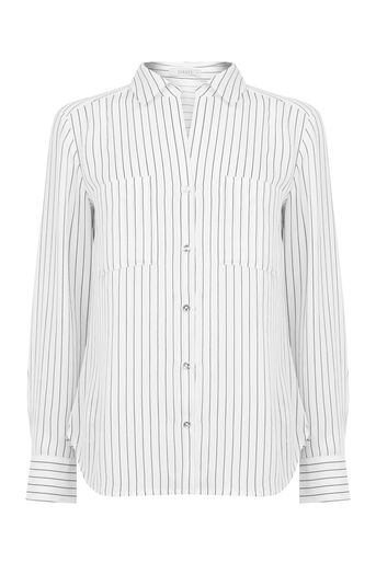Oasis, STRIPE SHIRT Multi Natural 0