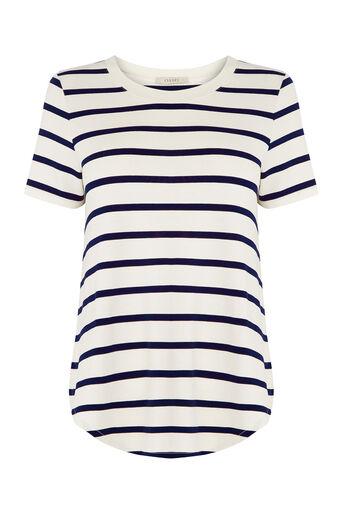 Oasis, Stripe Perfect T-Shirt Multi 0