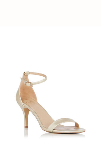 Oasis, Barely-There Sandal Gold 0