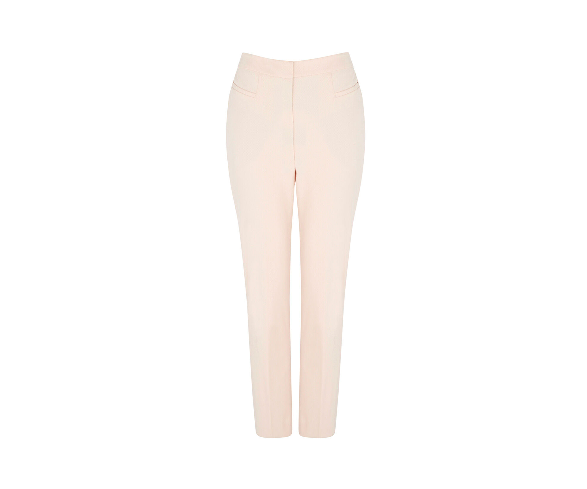 Oasis, Bonnie Workwear Trousers Mid Neutral 0