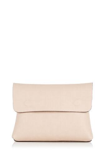 Oasis, REVERSIBLE CLUTCH BAG Multi Grey 2