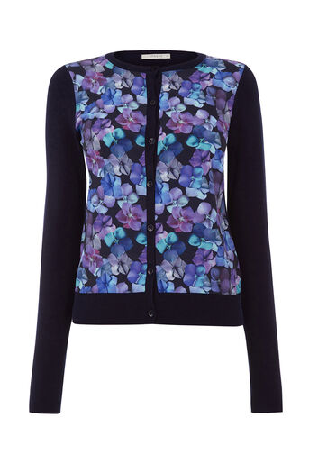 Oasis, WILD BLOOM FRONT CARDI Multi 0